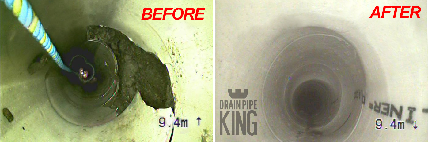 No Dig Pipe Relining Drain Pipe King